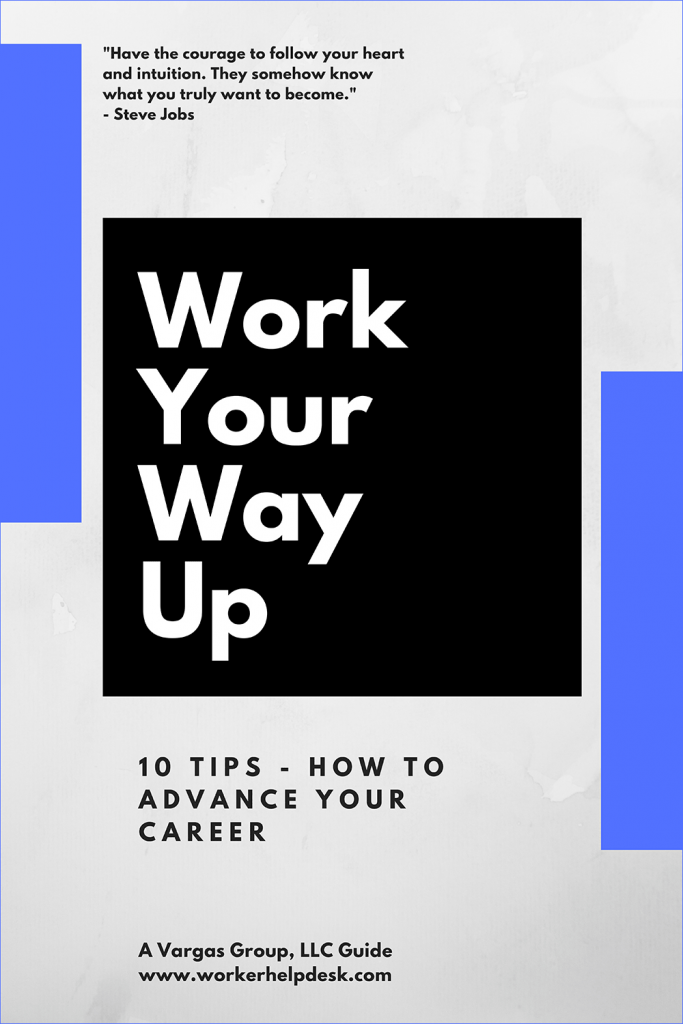 Guide-Work Your Way Up